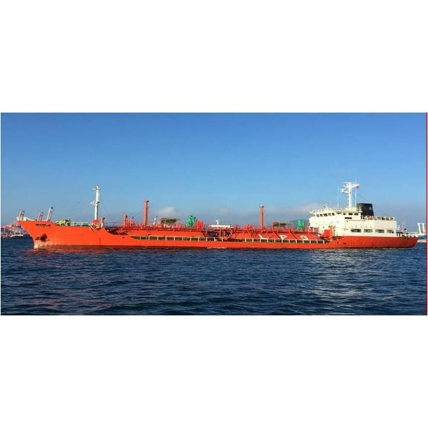 PERAHU DAN SAMPAN FOR SALE LPG CARRIER- PGA180501SM