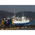 Perahu dan Sampan RORO FERRY BKI CLASS PGA-MSKTG 1