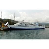 Perahu dan Sampan PASSENGER CAR FERRY BUILD JAPAN BKI CLASS PGA MSSA
