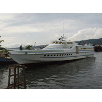 Perahu dan Sampan Passenger Ship Express Build 199
