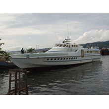 Perahu dan Sampan Passenger Ship Express Build 1999 PGAME05CG