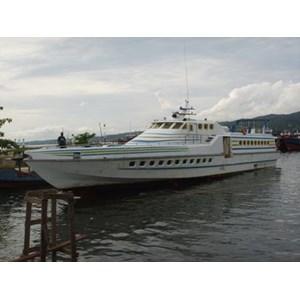Perahu dan Sampan Passenger Ship Express Build 1999 PGAME05CG