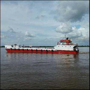 Perahu dan Sampan SPOB 500 KL BUILT 2012 PGARLM160518RI