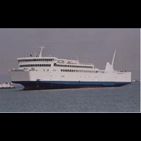 Perahu dan Sampan Roro Passenger & Car Ferry Build Japan PGA300518NG7