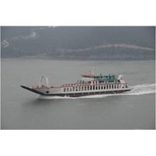 Perahu dan Sampan 2016 Built LCT TYPE RORO PASSENG