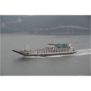 Perahu dan Sampan 2016 Built LCT TYPE RORO PASSENGER FERRY PGA310518SM