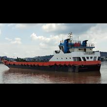 Perahu dan sampan PGA CR