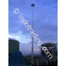 Tiang Lampu Sorot Higs Mast