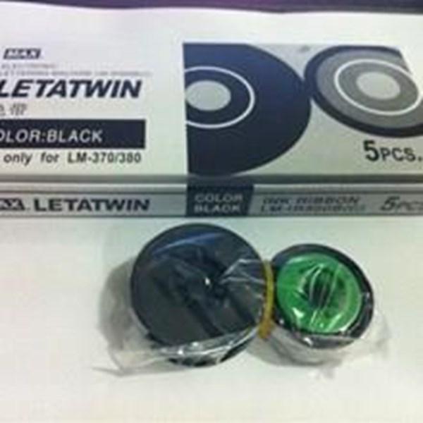 Max Letatwin Economical Ink Ribbon LM IR300B