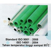 Jual Kingdom Pipe PN 10 & PN 16