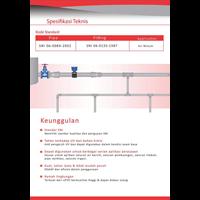 Distributor Pipa PVC Stnadar SNI Merk Vinilon 3
