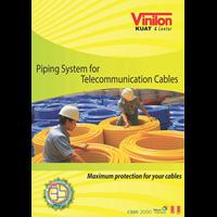 Pipa Conduit Telekomunikasi