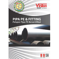 Pipa HDPE UK. PN 16 Merk Vinilon