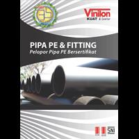 Pipa HDPE UK. PN 10  dan PN. 8 Merk Vinilon