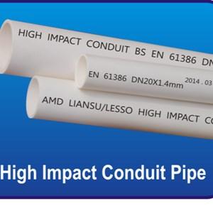 Dari Pipa PVC Conduit Merk Lesso 1