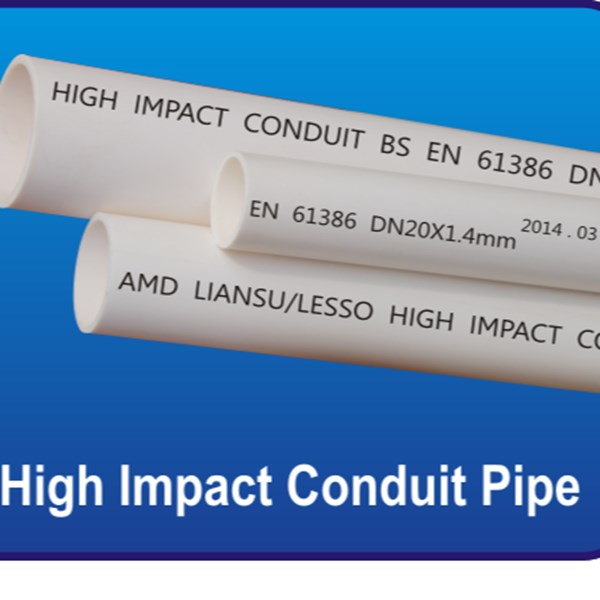 Pipa PVC Conduit Merk Lesso