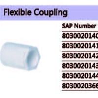 Flexible Coupling PVC Conduit Merk Lesso