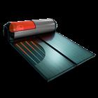 Water Heater Solar Direct VE Merk Rheem 1