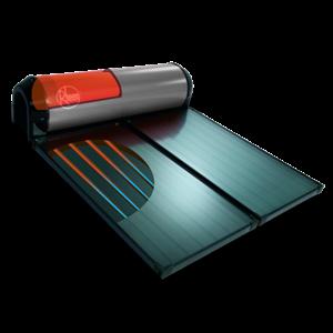 Water Heater Solar Direct SE Merk Rheem