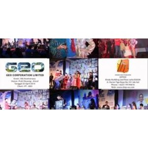 Event PT GEO 9th Anniversary By PT   Dinamika Media Promosindo