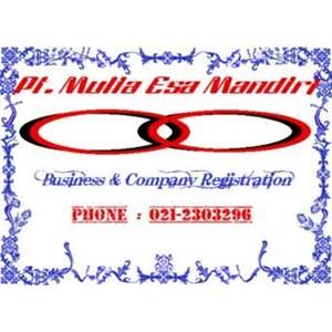 Jasa Pengurusan Pendirian Perusahaan  By PT   Mulia Esa Mandiri