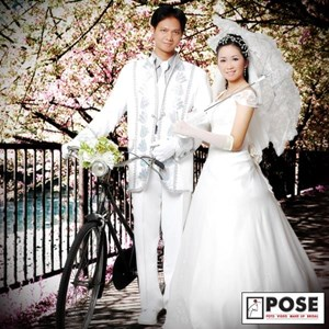 Foto Pre Wedding By  Pose Studio