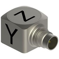MODEL 3333A2T TRIAXIAL ACCELEROMETER WITH TEDS