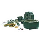 Fixed Displacement Gear Pump And Motors 1