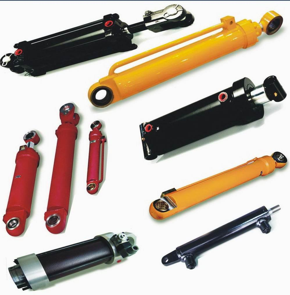 Sell Hydraulic Cylinders from Indonesia by Semangat Baratama