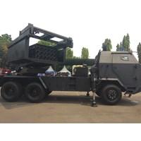 Service Silinder Hidrolik Peluncur Roket PINDAD By Semangat Baratama