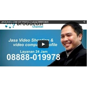 JASA VIDEO PROFILE By jasa video profile