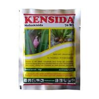 Jual Produk Pestisida Moluskisida Kensida 70 Wp Pembasmi Siput (Ready)
