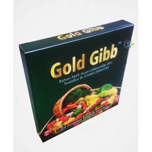 Pupuk Non Organik Zpt Gold Gibb