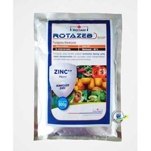 Fungisida Rotazeb 80 Wp