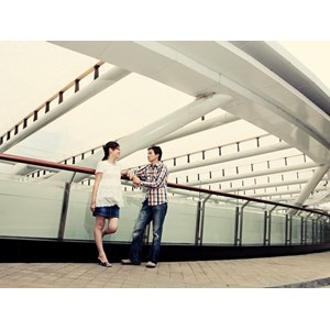 Pre Wedding By Bandung Photo