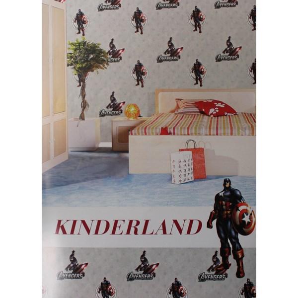 Wallpaper Rumah Kinderland KL 8971