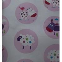 Wallpaper Rumah Lollipop LL 5321