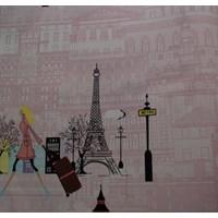 Wallpaper Rumah Lollipop LL 5341