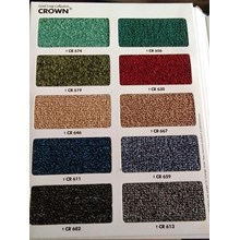 Karpet Roll Crown