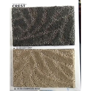 Dari Karpet Roll Crest 1