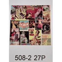 Wallpaper Decafe 508-2