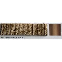 Karpet Tile Depth D6-477 Hershy Brown
