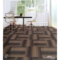 Karpet Tile Depth D6-479 Brownies Grey