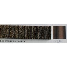 Karpet Tile Depth D6-479 Brownies Grey