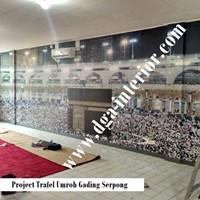 Wallpaper Custom Untuk Trafel Umroh