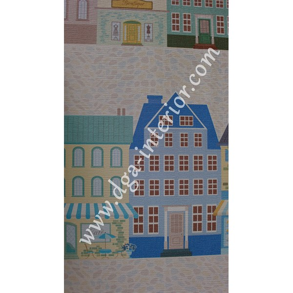 Wallpaper Playhouse 58137