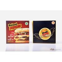 Kemasan Burger 1