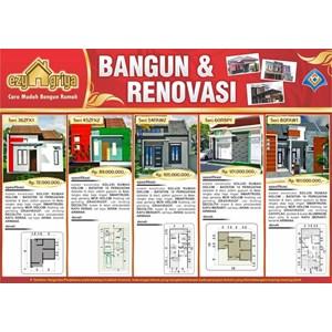 Bangun dan Renovasi Rumah By  LOKA ADYA KENCANA