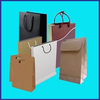 Jual Paper Bag Tas Tenteng Kertas 2