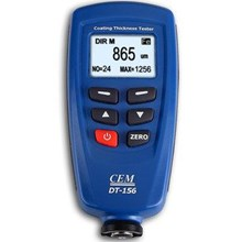 Alat Ukur Ketebalan Cat Coating (Thickness Gauge CEM Instruments) DT-156